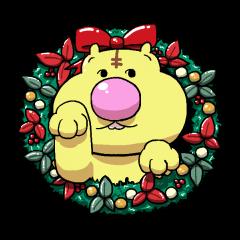 KANENYAN - Stamp of Christmas.