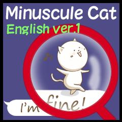 Minuscule Cat ver.1(English)