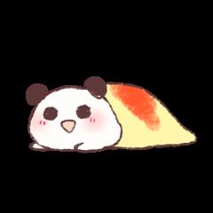 Panda Omelet