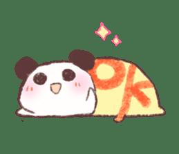Panda Omelet sticker #1394654