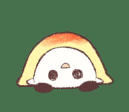 Panda Omelet sticker #1394657