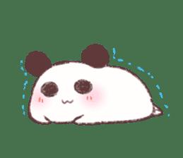 Panda Omelet sticker #1394658