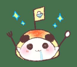 Panda Omelet sticker #1394661