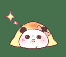 Panda Omelet sticker #1394663