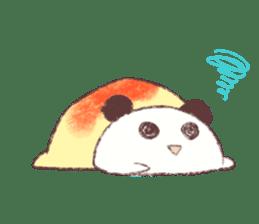 Panda Omelet sticker #1394665