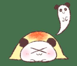 Panda Omelet sticker #1394666