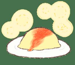 Panda Omelet sticker #1394673