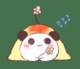 Panda Omelet sticker #1394674