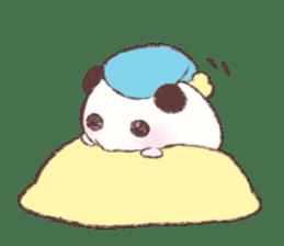 Panda Omelet sticker #1394678