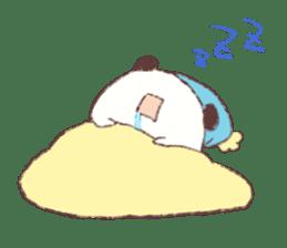 Panda Omelet sticker #1394683