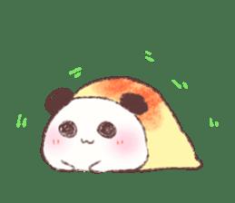 Panda Omelet sticker #1394684