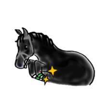 We Love Horses sticker #1394902