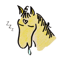 We Love Horses sticker #1394919
