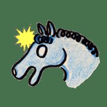 We Love Horses sticker #1394920