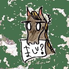 We Love Horses sticker #1394925