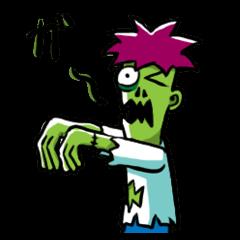 Zombies live everyday