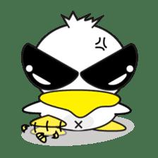 Jampu : Rise of the crazy duck. sticker #1396413