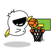 Jampu : Rise of the crazy duck. sticker #1396431