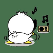 Jampu : Rise of the crazy duck. sticker #1396434