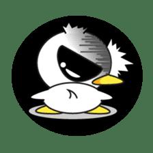 Jampu : Rise of the crazy duck. sticker #1396439