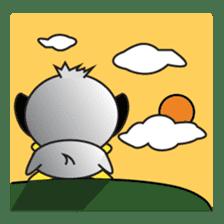 Jampu : Rise of the crazy duck. sticker #1396443