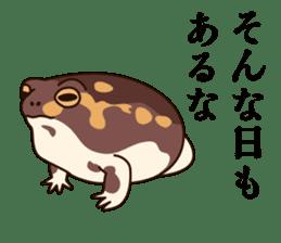 kansai KAERU sticker #1397097
