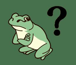 kansai KAERU sticker #1397103