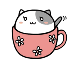 cafe nyan sticker #1400617