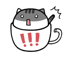 cafe nyan sticker #1400624