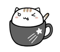 cafe nyan sticker #1400634