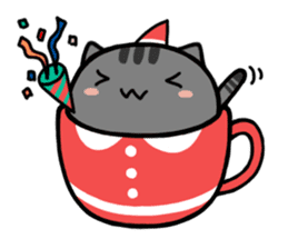 cafe nyan sticker #1400640