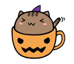cafe nyan sticker #1400641