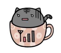 cafe nyan sticker #1400649