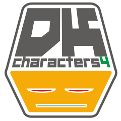 DK characters4