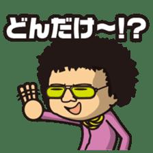 DK characters4 sticker #1403090