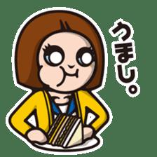 DK characters4 sticker #1403093