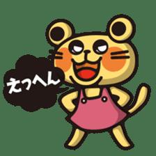 DK characters4 sticker #1403103