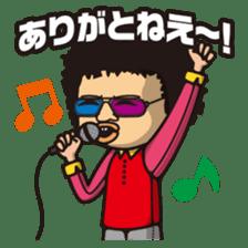 DK characters4 sticker #1403104