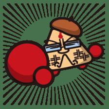 DK characters4 sticker #1403112