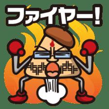 DK characters4 sticker #1403113