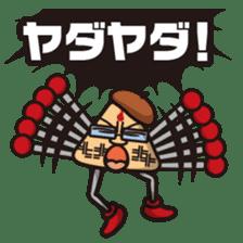 DK characters4 sticker #1403115