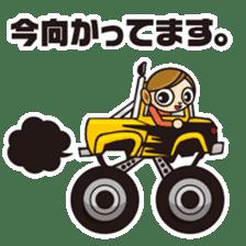 DK characters4 sticker #1403118