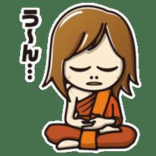 DK characters4 sticker #1403119