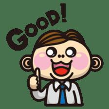 DK characters4 sticker #1403127