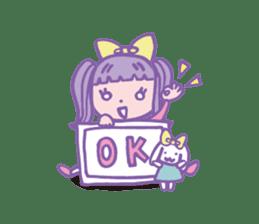 Amaloli&GothLoli(English.ver) sticker #1403624