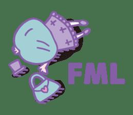 Amaloli&GothLoli(English.ver) sticker #1403633