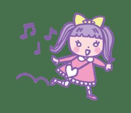 Amaloli&GothLoli(English.ver) sticker #1403641
