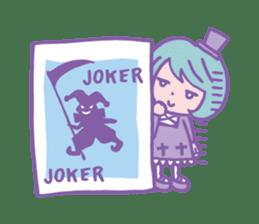 Amaloli&GothLoli(English.ver) sticker #1403646