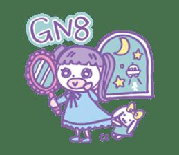 Amaloli&GothLoli(English.ver) sticker #1403649