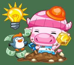 Chompoo & Mameaw (English Edition) sticker #1404055